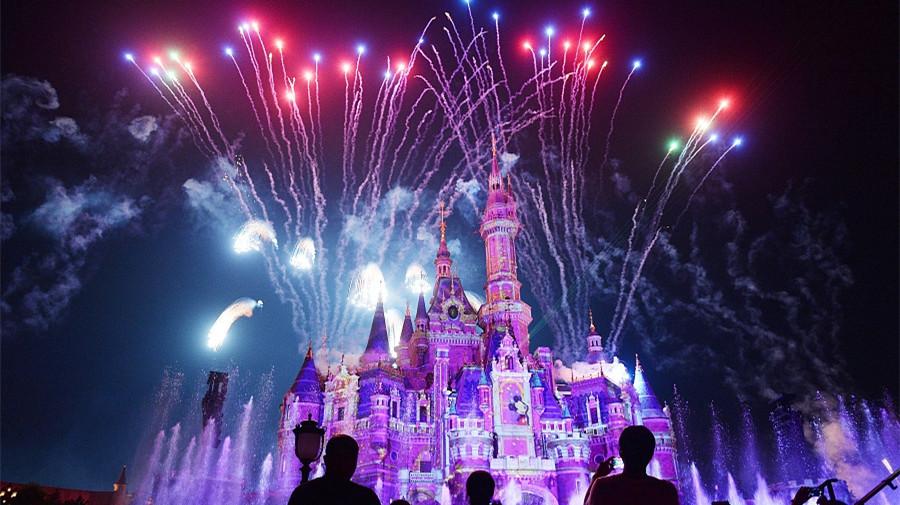 Disneyland Shanghai devrait atteindre le seuil de rentabilité dès cette année