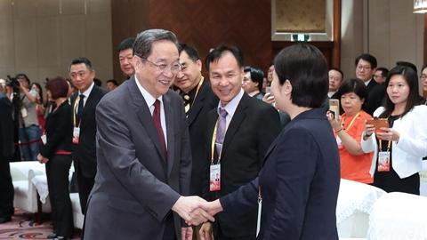 Le principe « Une seule Chine » est capital pour les relations trans-détroit