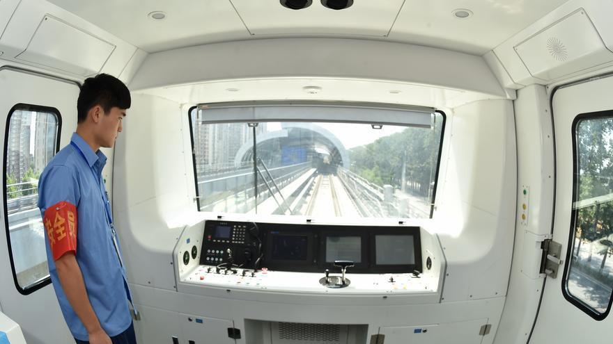 La ligne de métro Yanfang de Beijing sera opérationnelle à la fin de 2017