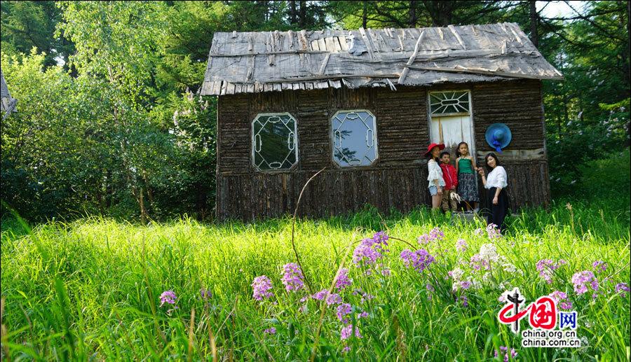 Le mont Wuling : endroit idéal pour un voyage en famille en banlieue de Beijing