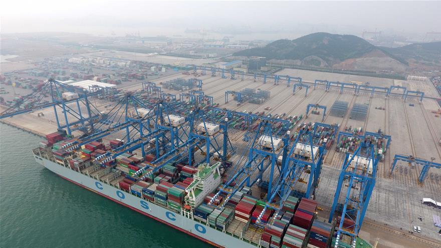 La Chine abrite 7 ports parmi les 10 meilleurs du monde