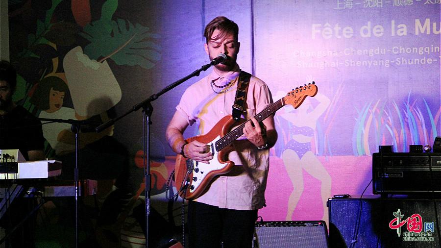 Fête de la musique 2017 : cinq jeunes groupes français à la conquête de dix villes chinoises