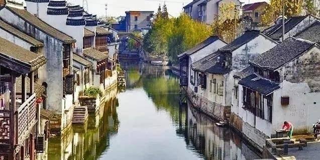 Galerie : la vieille ville de Nanxun à Huzhou