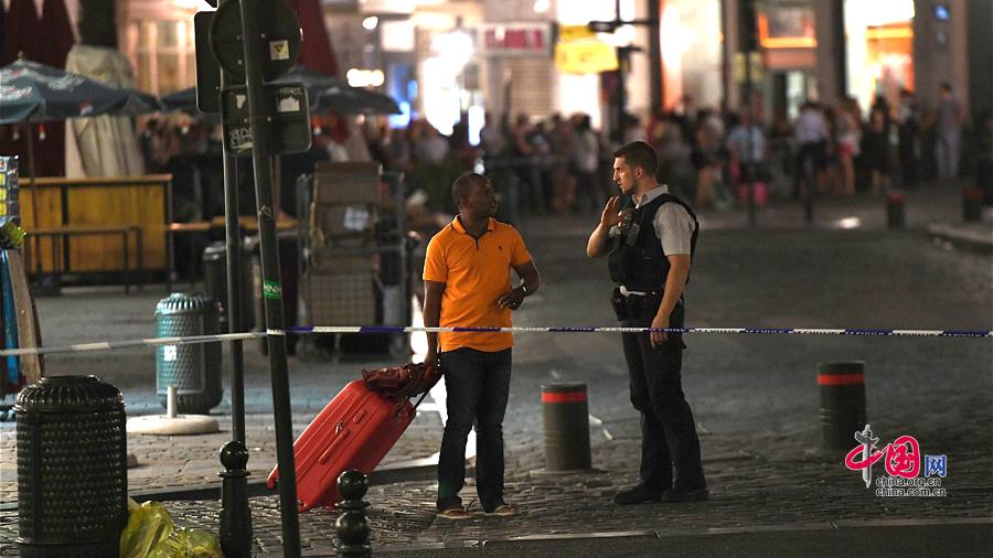 Explosion à la Gare Centrale de Bruxelles : 'Une attaque terroriste'