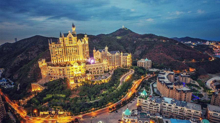 Dalian, une des villes hôtes de la réunion du Davos d'été
