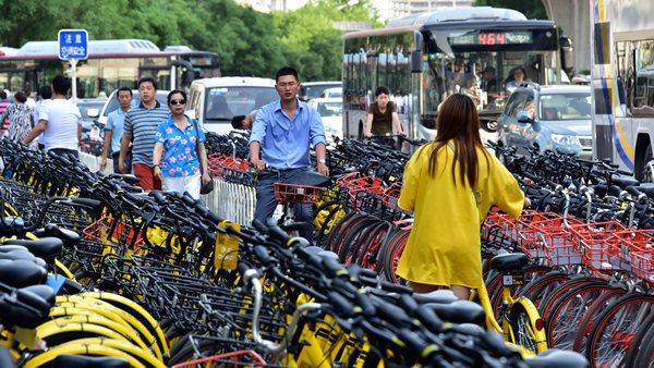 La Chine établit une directive sur l'économie collaborative