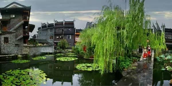 La vieille ville de Qianzhou