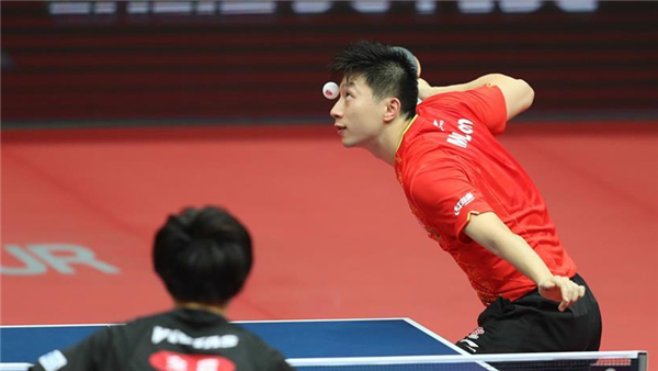 L'abandon de l'équipe nationale de Chine de tennis de table en plein match recevra une réponse sévère