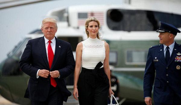 Ivanka Trump se rendra en Chine cette année