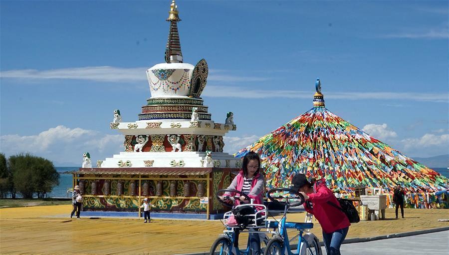 Du Gansu au Qinghai, une ligne de paysages extrêmement variés