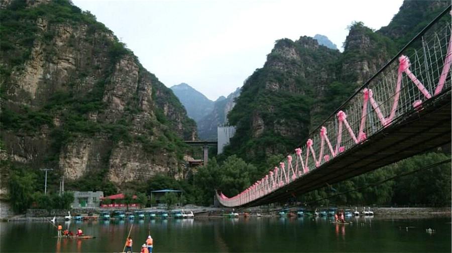 Huit vallées magnifiques pour échapper à la canicule en périphérie de Beijing