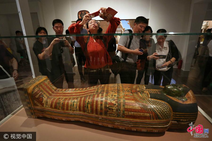 Découvrez l'histoire du monde à travers 100 objets du British Museum exposés à Shanghai