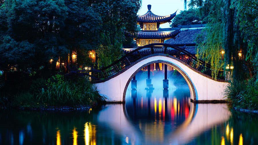 L'envoûtante beauté de Hangzhou en été