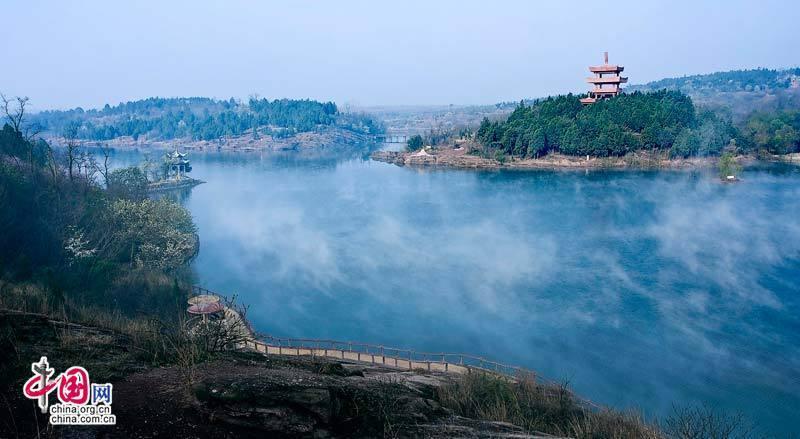 Galerie : les beaux paysages de Xinyi à Xuzhou