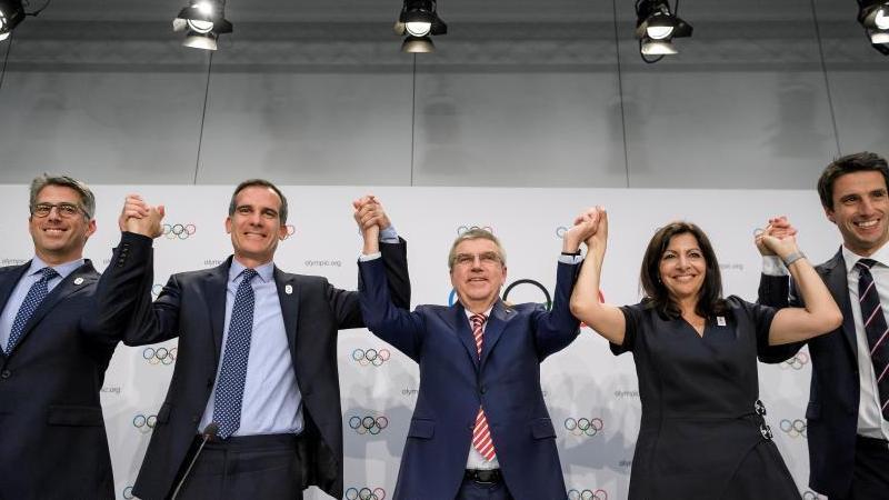 Paris et Los Angeles organiseront les Jeux olympiques d'été 2024 et 2028