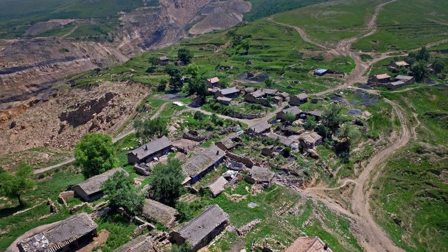 Shanxi : Wopugou, un village fantôme