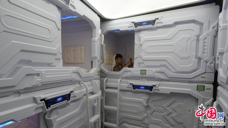 Fermeture de« cabines de sommeil partagées » illicites