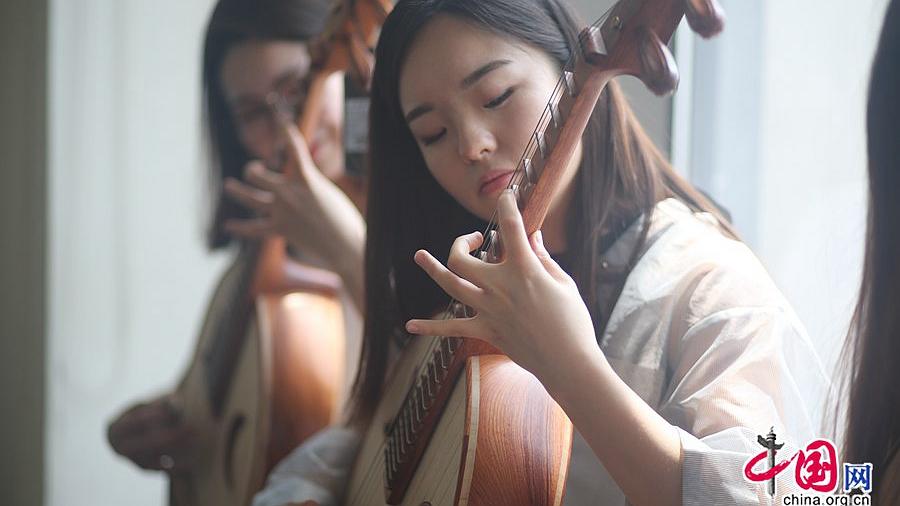 Le ruan et la musique traditionnelle chinoise, la passion d'une vie