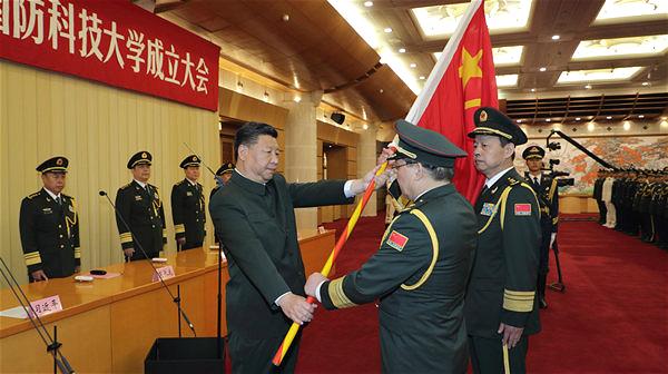 Xi Jinping appelle l'armée à mettre l'accent sur les talents et l'innovation