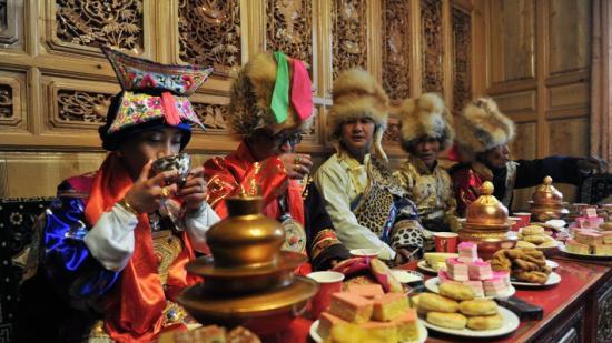 Diqing en tête du développement économique de la région tibétaine