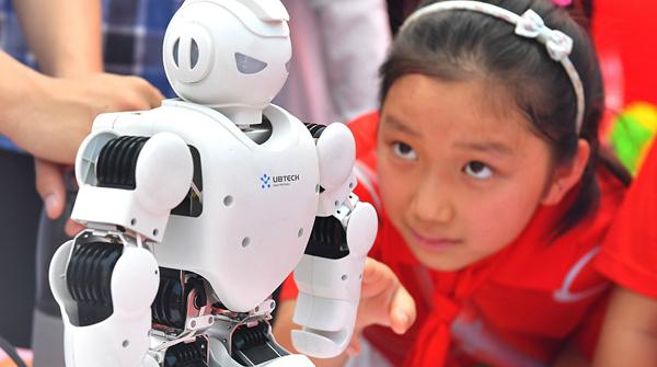 Un plan pour mettre la Chine à l'avant-garde de l'IA
