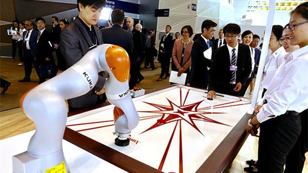 La Chine va encourager l'intelligence artificielle pour renforcer les liens avec le monde