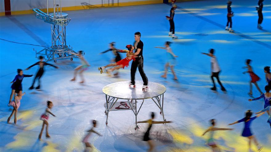 Hebei : célébration du 2e anniversaire de la victoire de Beijing pour l'organisation des JO 2022