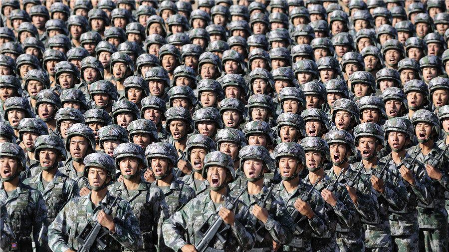Xi Jinping veut des militaires 'capables, courageux et vertueux' et dotés d'une âme