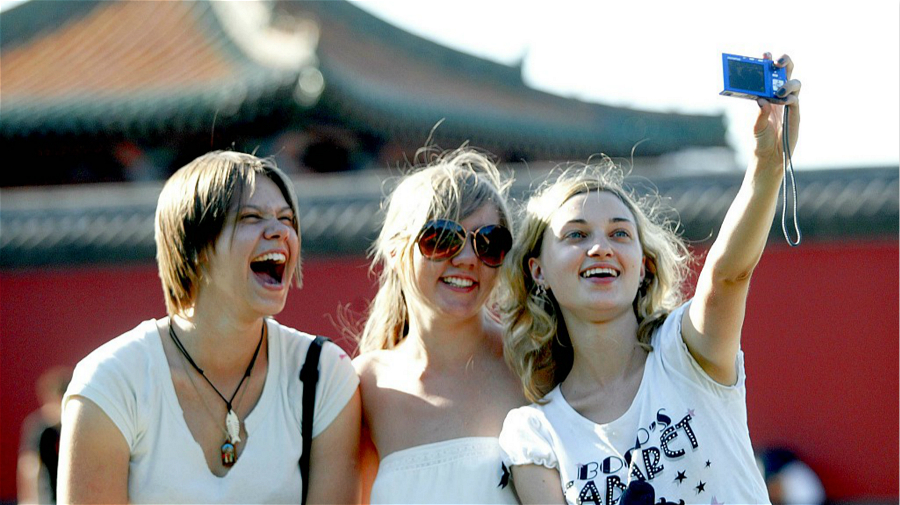 La France et la Chine parmi les 4 premières destinations touristiques les plus populaires de 2016
