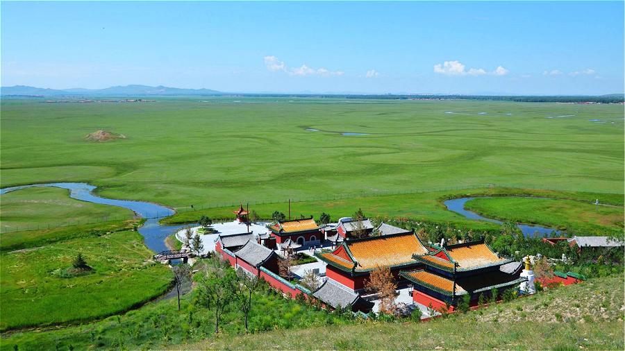 Les dix plus belles prairies en périphérie de Beijing