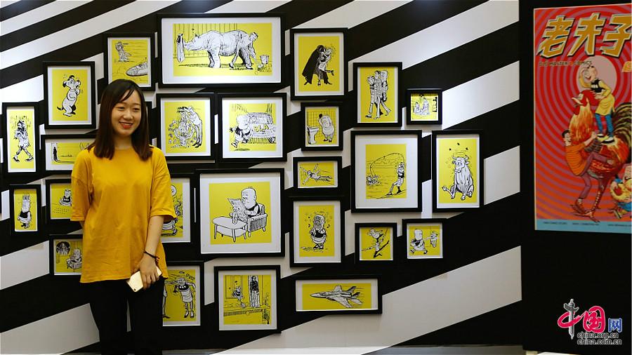 Ouverture à Hangzhou d'une exposition en l'honneur du 55e anniversaire des BD Old Master Q
