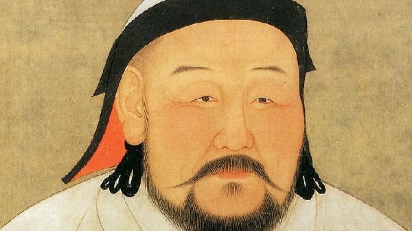 Portrait de Kubilaï Khan des Yuan
