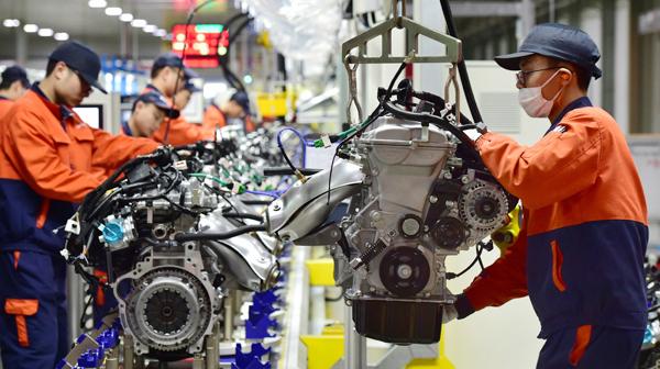 L'économie chinoise pleine de vigueur au début du 2e semestre 2017