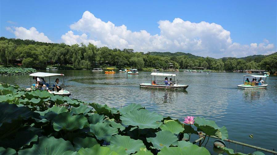 La Résidence d'été de Chengde pour fuir la chaleur