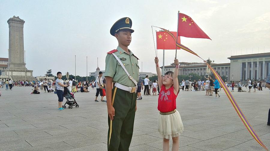 La Chine en dix photos : 11-17 août 2017