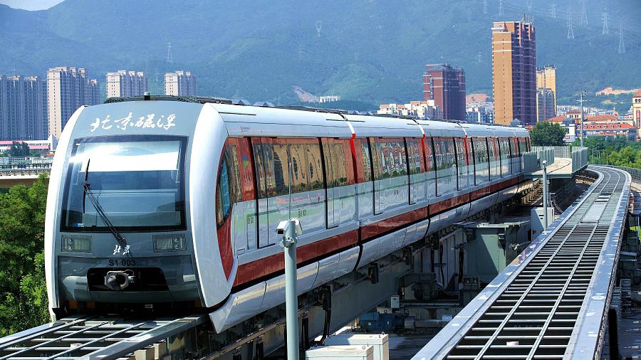Les 10 villes chinoises les mieux desservies par le métro