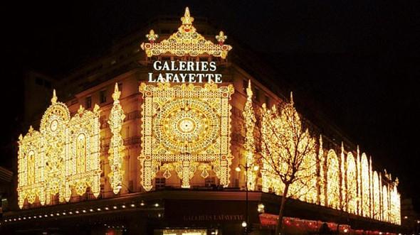 Les Galeries Lafayette disent bonjour à Shanghai