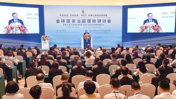 Les grands espoirs placés sur les BRICS