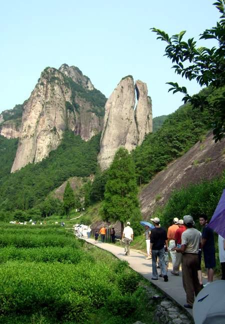 Zhejiang,Yandangshan, UNESCO 10