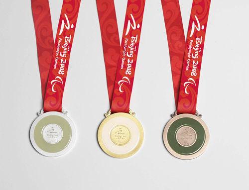 Medaillen,Paralympics,2008