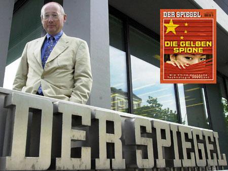 Spiegel,gelbe Spione,Spion,Anklage