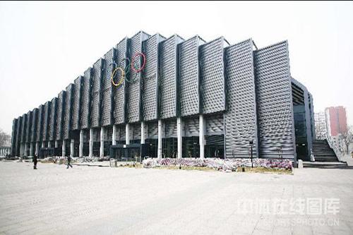 Das Gymnastikzentrum der Landwirtschaftsuniversit?t (CAG)