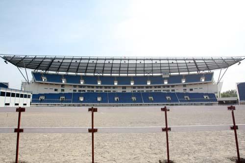 Das Olympiazentrumsstadion (OSS)