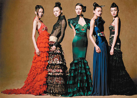 Images Of Fashion Designer Dresses