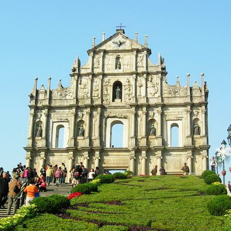 Macao,Insel,Reise,China