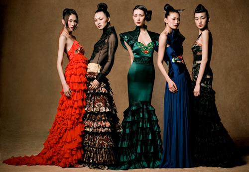 Chinesische Hochzeitskleider | hochzeitskleidz