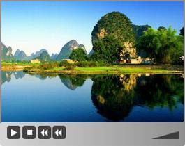 Guilin bietet den Touristen auch historische Sehenswürdigkeiten