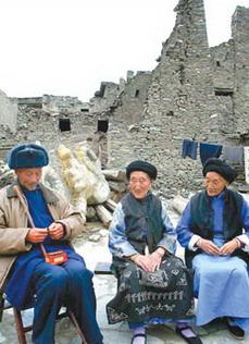 Einzigartige Charakteristika der Qiang-Kultur 1