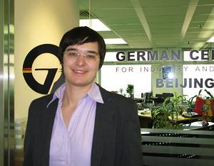 Hanna Böhme ist die neue Geschäftsführerin des German Centre in Beijing. Im Interview mit German.china.org.cn erzählt sie über ihr 'Haus der kurzen Wege', Synergieeffekte und warum es sich gerade jetzt lohnt, in China zu investieren.