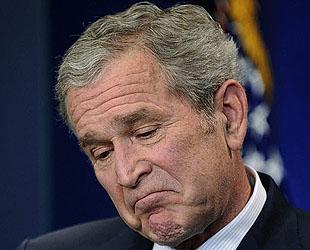 Der US-Pr?sident George W Bush hat bei seiner letzten Pressekonferenz zugeben, dass er w?hrend seiner Amtszeit einige Fehler begangen hatte. Allerdings verteidigte er seine Irak-Politik.
